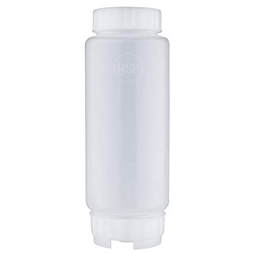Franklin Machine 280-1802 First in, First Out Bottle - Standard Bottle, 12 oz. Capacity