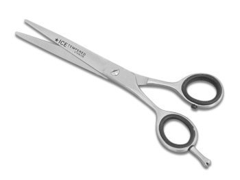Haarschere 6,0 Zoll mit Mikroverzahnung für Linkshänder