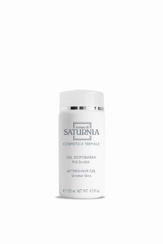 Terma di Saturnia gel dopobarba pelli sensibili, 125 ml