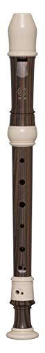 Yamaha YRS-314B Soprano Recorder, simulated Ebony finish, Baroque fingering, key of C