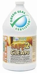 Focus Free shipping / New Safe2Clean Peroxide Cleaner Concentrated 1 Per 4 Max 52% OFF Gallon Ca