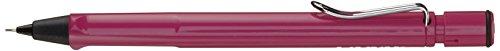 LAMY safari Druckbleistift 113 – Moderner Bleistift in der Farbe Pink mit markanten Griffmulden und zeitlosem Design – mit 0,7mm Feinstrichmine (LAMY M 40)