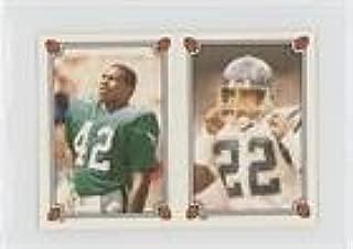Gill Byrd; Keith Byars (Football Card) 1987 Topps Album Stickers - [Base] #192-42