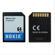 DTS-64 64MB Mmc Memory Cardfor Nokia 9290 Communicator