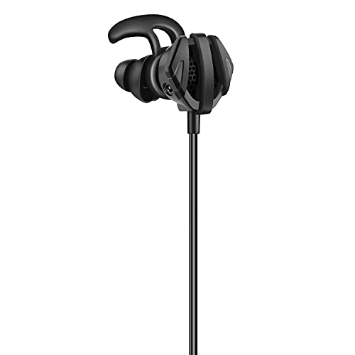 Cosmic Byte CB-EP-05 Gaming Earphone with Detachable Microphone for PC, PS4, Mobiles, Tablets (Black)