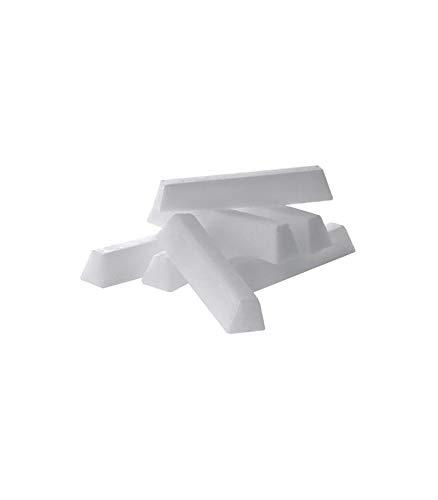 Fimi 01901-GR100 stearina per saldare 1 Barra Grammi 100, Bianco