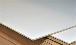 Tableros de Madera blanca de 3MM. Tamaños Disponibles A0, A1, A2, A3, A4, A5 (a Elegir), Soporte para Dibujo, Marcos, Manualidades, Decoración, Láser, CNC, Pirograbado, Pintura (2uds A2 (594x420 mm))