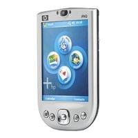 HP rx1950 Handheld PDA con navegador ViaMichelin 4,1+