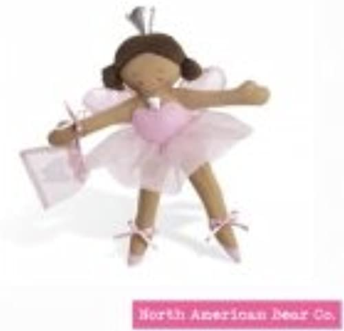 Fancy Prancy Princess Tooth Fairy Tan by North American Bear Co. (6044) by North American Bear
