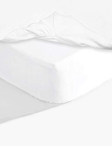 Nap Protector de Colchón Impermeable para Cuna de 70x130 cm o bebé, 100% absorbente, hipoalerg