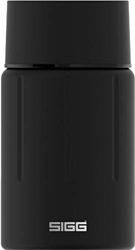 SIGG Gemstone Food Jar Obsidian (0.75 L), récipient alimentaire isotherme, lunch box isotherme pour l'école ou le bureau, boîte en acier inoxydable 18/8 de haute qualité