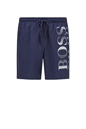 BOSS Hugo Boss Octopus, Bañador Hombre, Azul (Navy), Medium