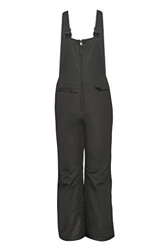 Arctix Youth Insulated Snow Bib Overalls, Charcoal, Medium/Regular