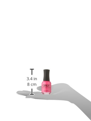 Orly Baked Summer Nail Color Collection, Neon Heat, 0.6 Ounce