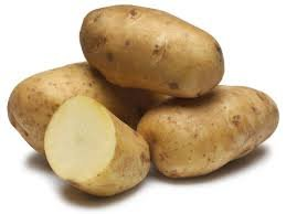 Fresh Russet Potatoes