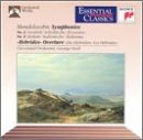Mendelssohn: Symphony No. 3, Scottish / Symphony No. 4, Italian / Hebrides Overture, Fingal's Cave (Essential Classics)