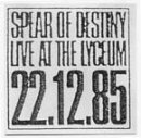 Live at the Lyceum