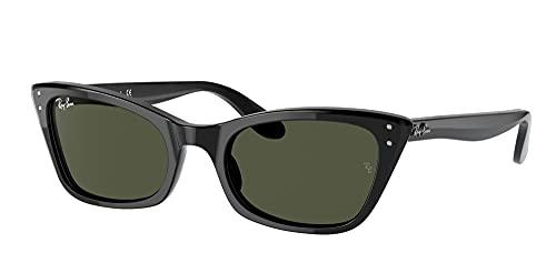 Ray-Ban 0rb2299-901/31-52, Gafas Hombre, Negro