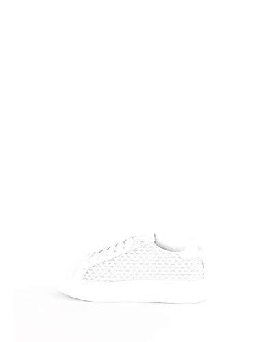 Lotto 211161 Sneakers con Lacci in Ecopelle E Tessuto da Donna