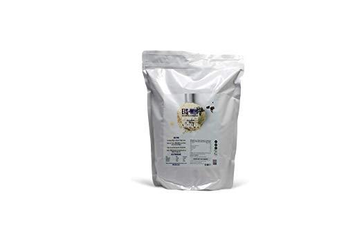 Luicella's Eis-Mix Eispulver   Milcheis Basis   Grossgebinde 2,5kg   ca 200 Kugeln Eis   100% natürlich