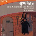 Harry Potter et la chambre des secrets (CD audio) - Gallimard - 18/03/2004