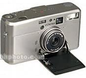 CONTAX TvsIII Point and Sale Camera Shoot Al sold out. 35mm