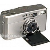 CONTAX TvsIII Point and Shoot 35mm Camera