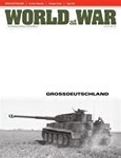 DG: World at War Magazine, Issue #20, with Grossdeutschland Panzer Division Board Game