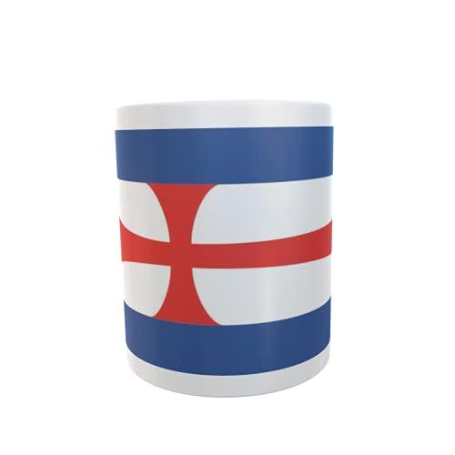 U24 Tasse Kaffeebecher Mug Cup Flagge Eisenach