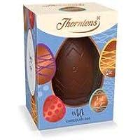 Huevo de Pascua de chocolate con leche, 153 g