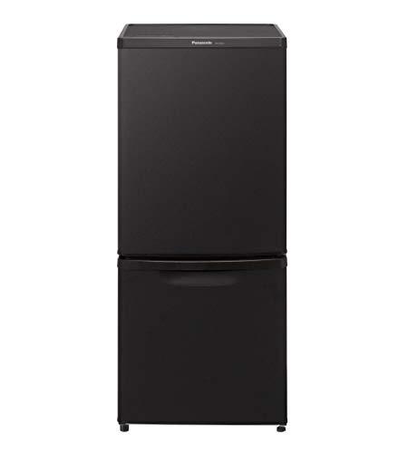 パナソニック 冷蔵庫 2ドア 138L マットビターブラウン NR-B14BW-T