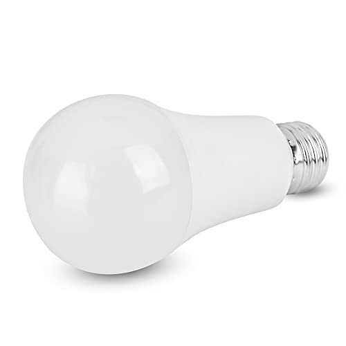 YYQTGG Smart Wi-Fi Bulb, Sturdy WiFi Light Bulbs Delay Function Aluminum and Pc Made Wireless WiFi (White)
