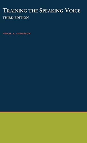 Training the Speaking Voice