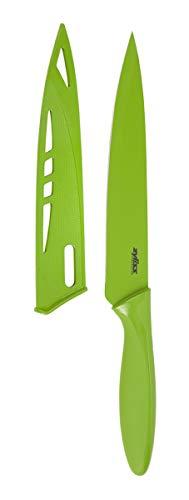 Zyliss E920002 Tranchiermesser, 20 cm, grün