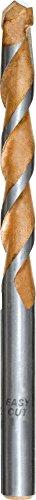 kwb EASY-CUT Allzweckbohrer 048700 (ø 10 mm, Rundschaft, für Stein, Beton, Keramik, Hart- und Weichholz, Kunststoffe und Acryl, Stahl, Glas und Kristall)