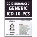 2012 Enhanced Generic ICD-10 PCS