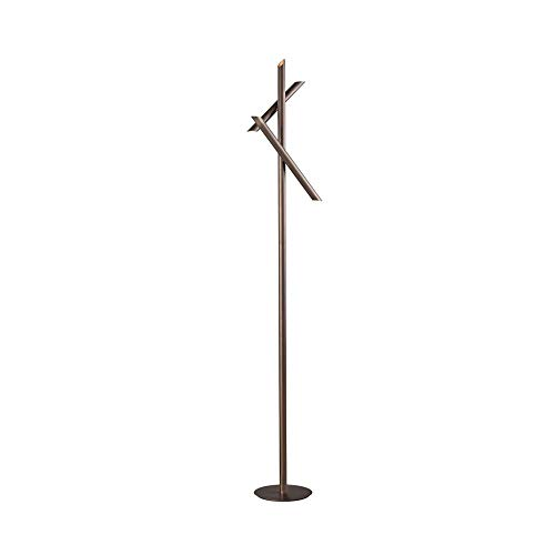Mantra - Take. Lampara de pie Bronce LED 15w - Dimmable