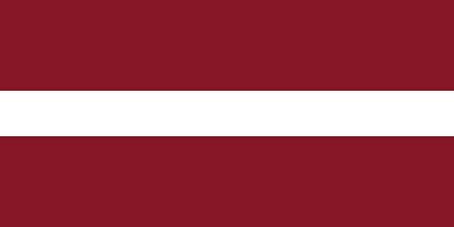 Outdoor ? Flagge, Banner, Fahne Lettland 90 * 150 cm