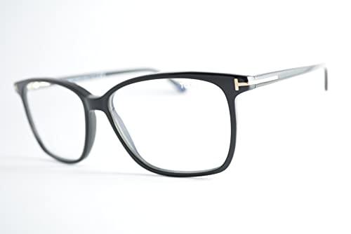 Tom Ford 5478B 001 Tam 57 BLUE LOOK - Óculos de Grau