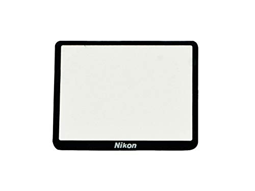 Backshell LCD External Screen Protective Glass Outer Screen Glass for Nikon D3200