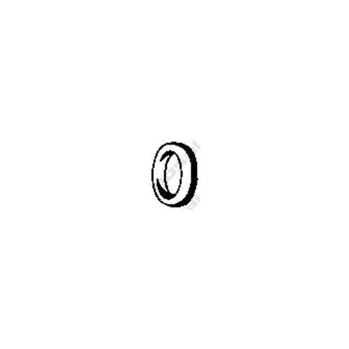 Bosal 255-659 Butée élastique, silencieux