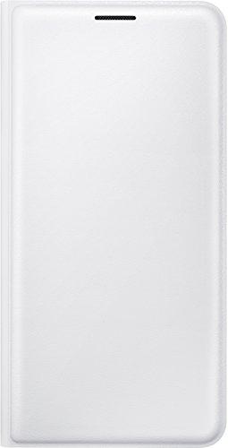 Samsung EF-WJ510 - Custodia Flip Cover per Samsung Galaxy J5 (2016), Bianco