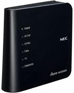 NEC 無線LANルータ Aterm PA-WG1200CR NEC