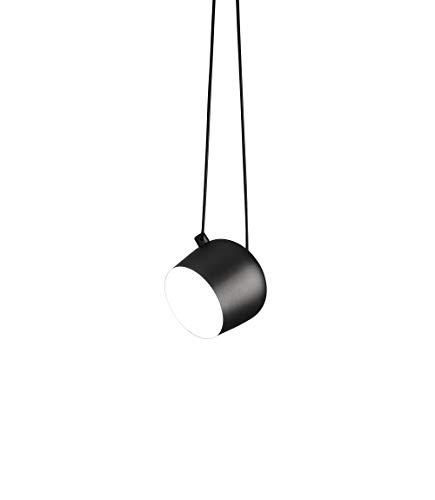 Flos Aim Pendelleuchte Schwarz, 16 Watt, 24,3cm