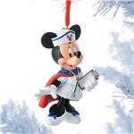 Disney Store Christmas ornament Nurse Minnie