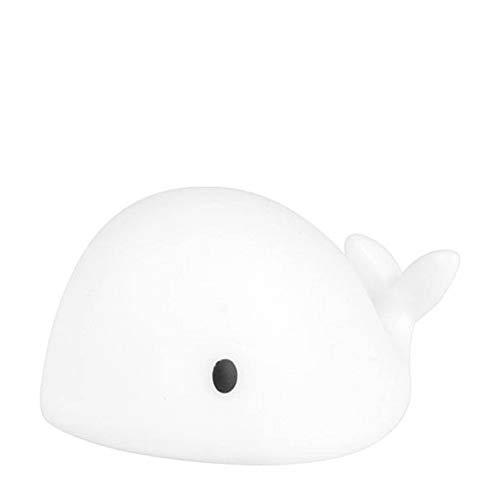 Veilleuse Moby Mini Blanc - Flow