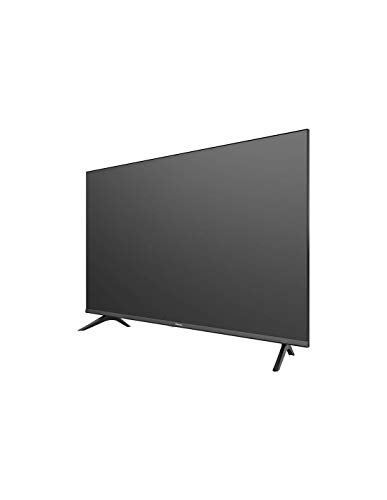 Hisense FHD TV 2020 40A5600F - Smart TV Resolución Full HD, Natural Color Enhancer, Dolby Audio, Vidaa U 2.5 con IA, HDMI, USB, Salida Auriculares, Negro