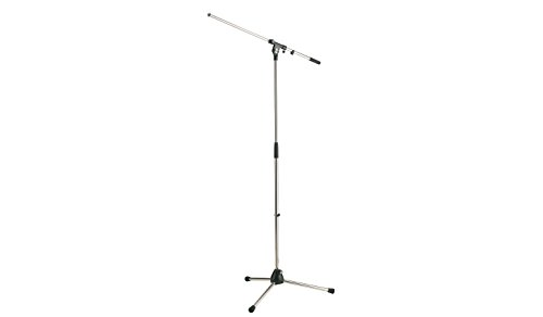 K & M Stands 21020.500.02 Mikrofonstativ - Chrom