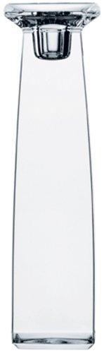 Nachtmann 7-Inch Clear Crystal Single Candleholder