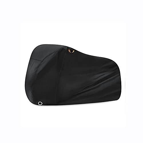 Haoooan Protector al Aire Libre Protección Impermeable Cubierta de protección contra el Polvo, Negro.